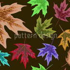 Extra Leaves Pattern Design