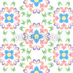Charming Baby Seamless Pattern
