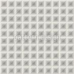Geometrische Quadratische Kacheln Nahtloses Vektormuster