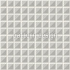 Quadratisches Gitternetz Nahtloses Vektormuster