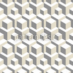 Manhattan Transfer Gris Motif Vectoriel Sans Couture