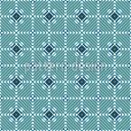 Frische Pixel-Kacheln Nahtloses Vektormuster