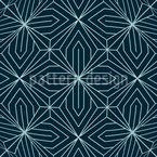 Geometrische Symmetrie Nahtloses Vektormuster
