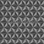 Geometrische Dreiecksstruktur Nahtloses Vektormuster