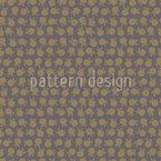 Textured Apple Seamless Vector Pattern Design
