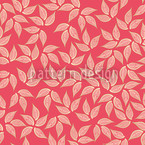 Golden Leaf Summer Repeating Pattern