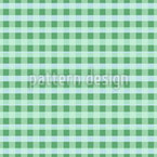 Plaid Paradise Seamless Vector Pattern Design