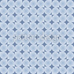 Dots With Edges Seamless Vector Pattern Design