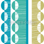 Accord Spring Seamless Vector Pattern Design