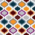 Ogee Oh Seamless Vector Pattern Design