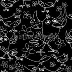 Sing Vogel Sing Rapportiertes Design