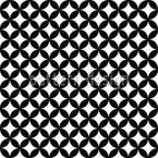 Stern Illusion Nahtloses Vektormuster