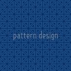 Dreieck Harmonie Nahtloses Vektormuster