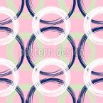 Meet The Circles Seamless Vector Pattern Design