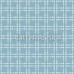 Powder Blue Seamless Vector Pattern Design