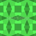 Lebhafte Geometrie Nahtloses Vektormuster