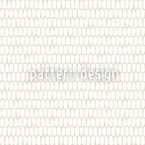 Scale Skin White Seamless Vector Pattern Design