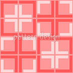 Square Construction Seamless Vector Pattern Design