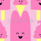 Eis Eis Babies Vektor Muster
