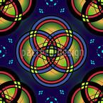 Magiri Seamless Vector Pattern Design