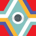 Geometro Nahtloses Muster