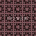 Afro Mauve Design Pattern