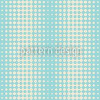 Wave Beach Seamless Vector Pattern Design