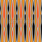 Tribal Dance Seamless Pattern
