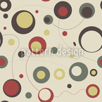 Orbit Seamless Vector Pattern Design