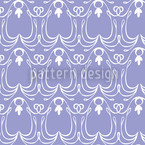 Like A Fairytale Seamless Vector Pattern Design
