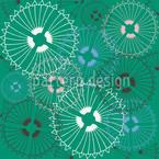 Amors Pfeile II Vektor Muster