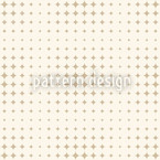 Starlight Express Beige Seamless Vector Pattern Design