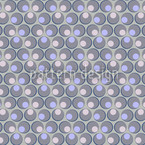 Cintemani Grigio Seamless Vector Pattern Design