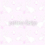 Hoppers Seamless Vector Pattern Design