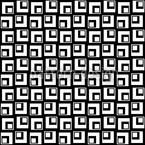 Fensterbank Vektor Muster