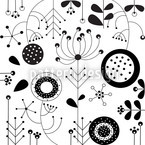 Liljana Bianco Seamless Vector Pattern Design