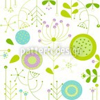 Liljana Pastel Seamless Vector Pattern Design