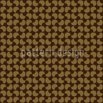 Trion Beach Coffee Pattern Design