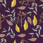 Gold And Silver Seamless Vector Pattern Design