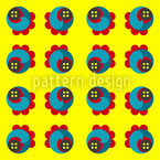 Buddy Bud Seamless Vector Pattern