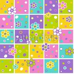 Prima Vera Seamless Vector Pattern Design