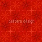 Caneta Estrelas Design de padrão vetorial sem costura