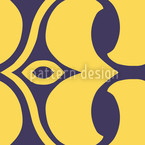 Infinite Loop Seamless Pattern