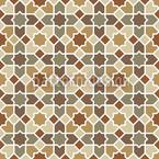 Marokko Braun Muster Design