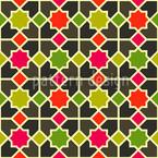 Marokko Color Nahtloses Vektormuster