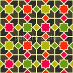 Morocco Color Seamless Vector Pattern Design
