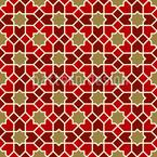 Marokko Gold Nahtloses Vektormuster