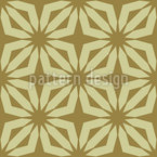 Stella Gold Pattern Design