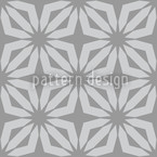 Stella Silver Seamless Vector Pattern Design