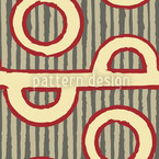 P O P Seamless Vector Pattern Design